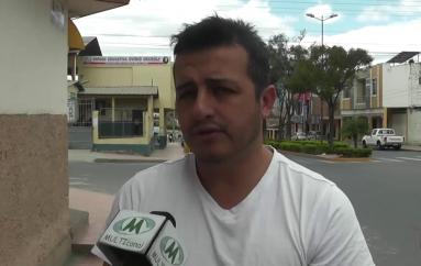 (Video) Sixto Loaiza no descarta una candidatura para concejal de Catamayo.