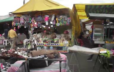 (Video) Manual Poma dice que existió desorganización en la feria religiosa-comercial en Catamayo.