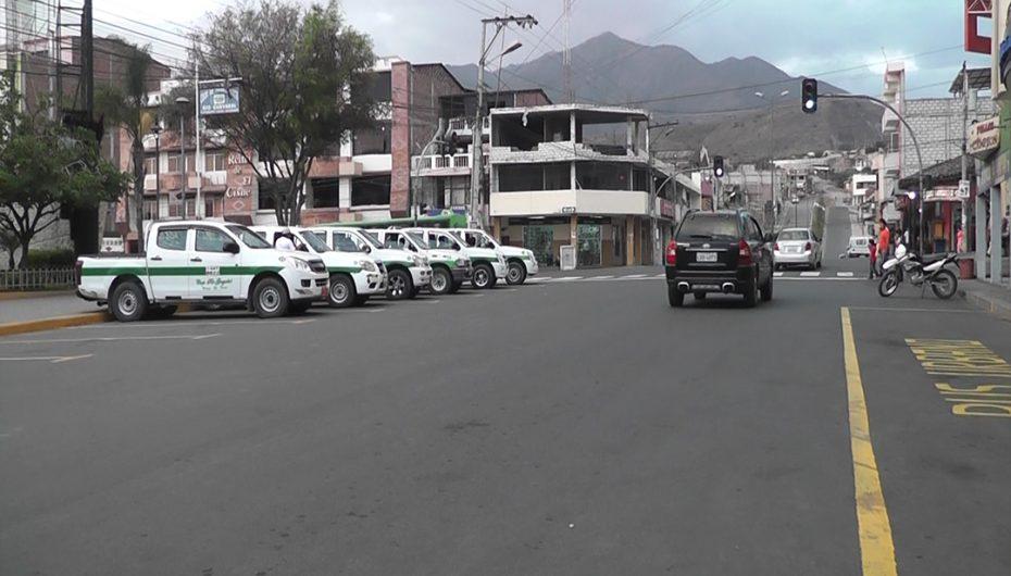 Transportistas de Loja no descartan sumarse a paralización si gobierno no escucha sus reclamos