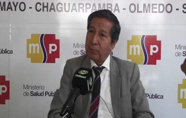 El Dr. César González es el nuevo director del distrito de salud 11D02