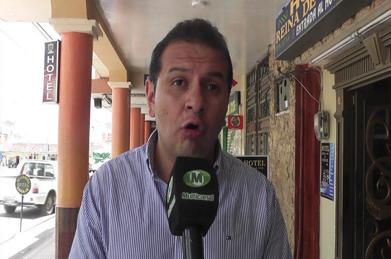 Asambleísta alterno Jorge Zárate se refiere a reformas a la Ley de Comunicación