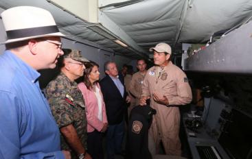 Ecuador retomará controles de frontera con apoyo de EE.UU.