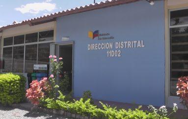(Video) Distrito de Educación se encuentra receptando las matriculas para bachillerato intensivo.