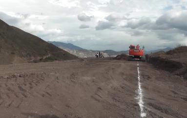 (Video) Continúa los trabajos del proyecto de alcantarillado en la Lotización Miravalle.