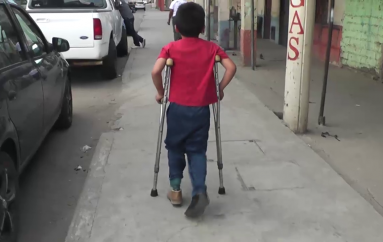 (Video) La recuperación de Cristopher Ojeda continúa avanzando favorablemente.