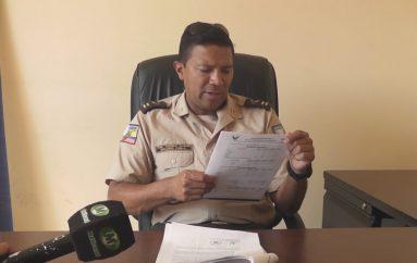 (Video) Un vehículo retenido por exceso de pasajeros en Catamayo.