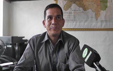 Teniente Político de El Tambo pide mejoramiento de vía que conduce a unidad del milenio