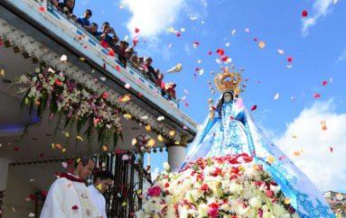 Listo plan de contingencia para recibir a sagrada imagen en San Pedro de la Bendita