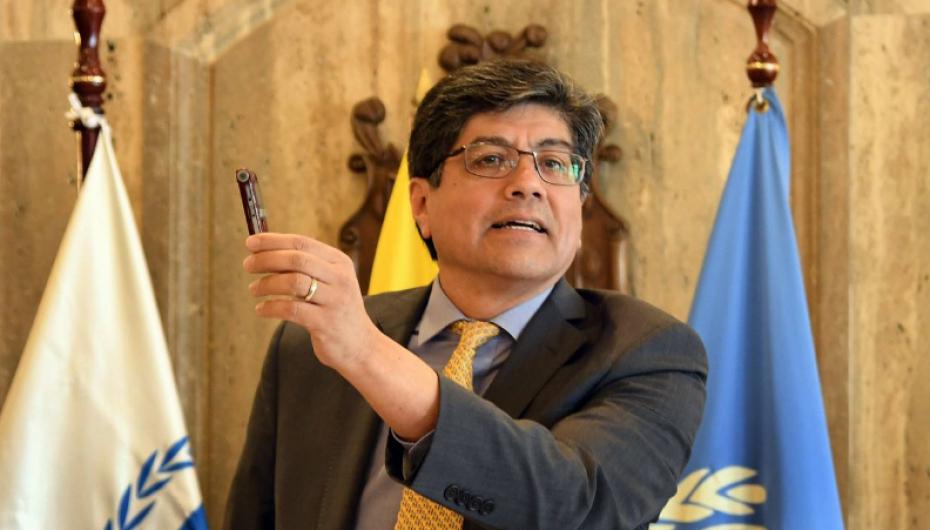Ecuador no ha sido notificado sobre asilo a prófugo Fernando Alvarado.