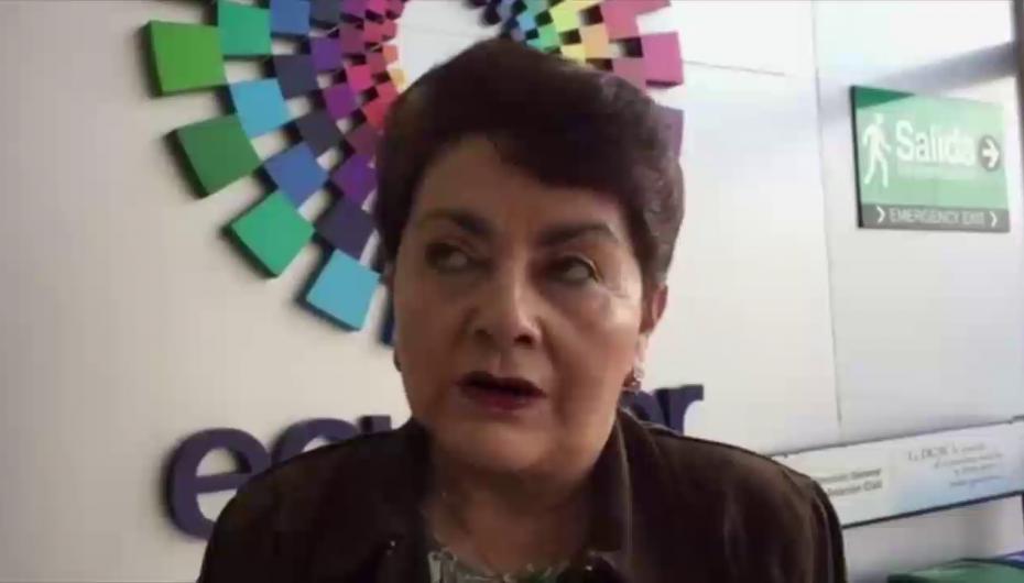 (Video) Alcaldesa de Loja dice que la municipalidad se encuentra en serios problemas de deudas.