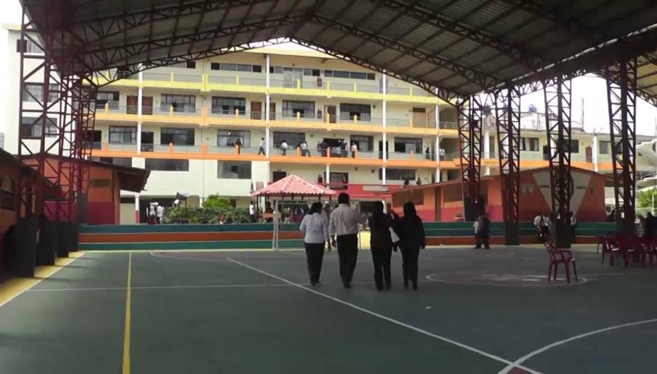 (Video) Rector de Unidad Educativa se refirió sobre el avance que ha obtenido el Bachillerato Internacional.