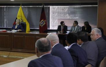 Llaman a juicio a expresidente Correa en caso Balda