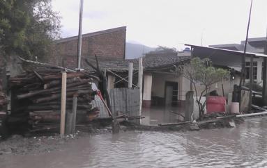 (Video) Jefe Político de Catamayo señala cual será el contingente tras las afectaciones por las lluvias.