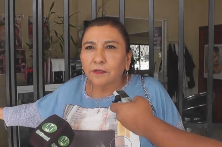 (Video) Suspención del servicio de agua en algunos sectores de la ciudad causa molestias en moradores.