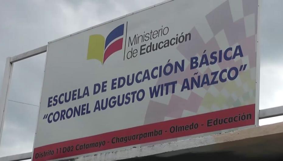 (Video) Padres de familia de la Escuela Coronel Augusto Witt realizarán evento deportivo