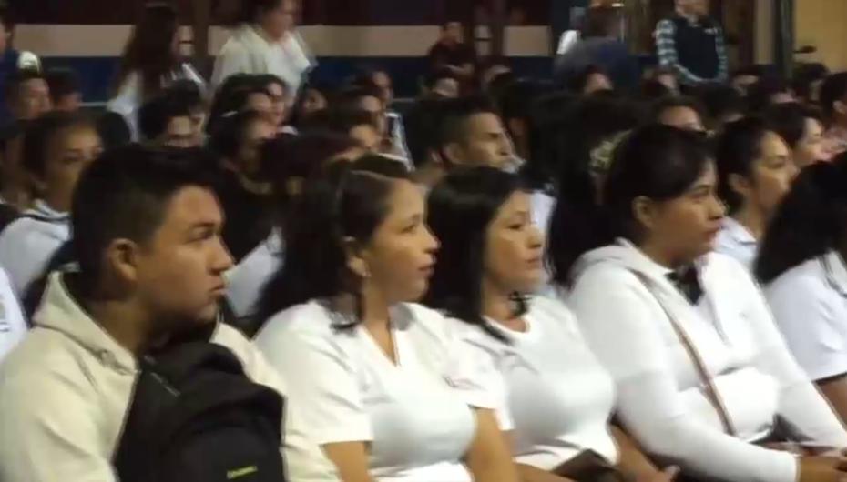 (Video) Tercera Fase de la Campaña Todos ABC se inauguró en Catamayo.
