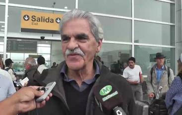(Video) Ministro de cultura Raúl Pérez llego a Loja para inauguración del Festival de Artes Vivas.