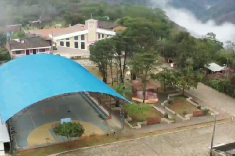 (Video) Presidente de Zambi destaca las obras que se han realizado en la Parroquia.