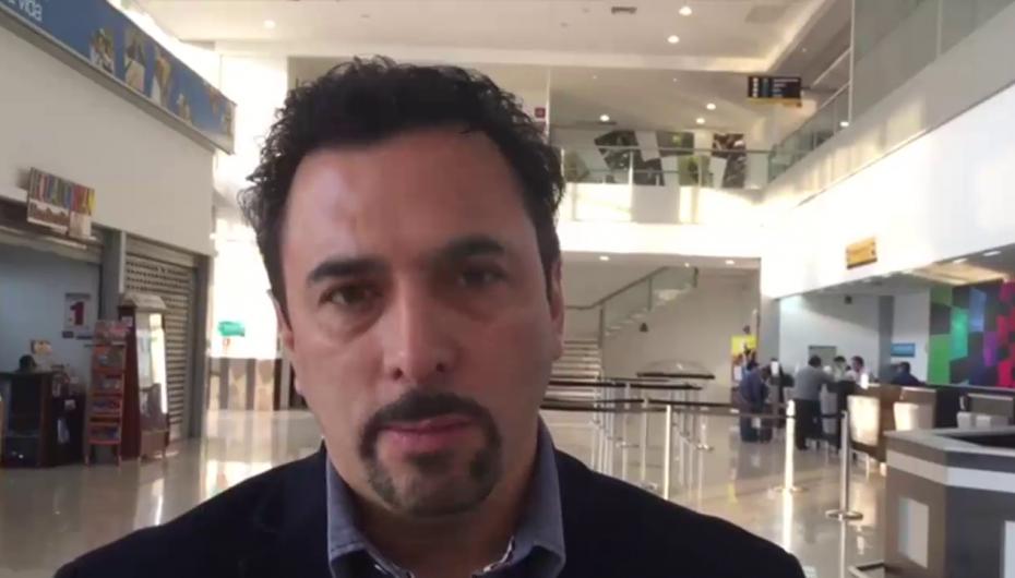 (Video) Militante del movimiento Centro Democrático hace referencia sobre candidaturas para elecciones.