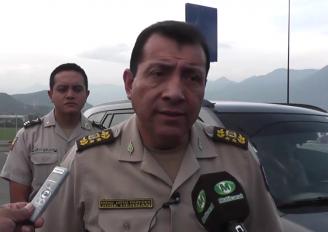 (Video) Comandante de la zona 7 hizo algunas recomendaciones de seguridad por temporada de navidad