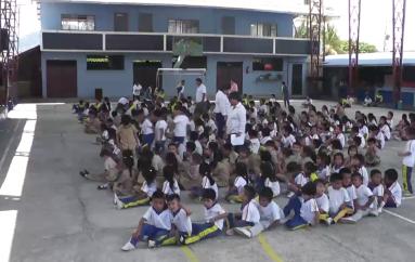 """(Video) Ministerio del Interior impulsa campaña """"Los explosivos tipo pirotécnico no son juegos de niños"""""""