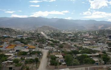 (Video) Dos personas fueron detenidas por ingresar a una casa en construcción