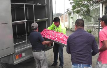 Consternación en familiares tras presunto suicidio de joven en Catamayo