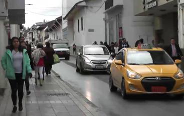 (Video) Asambleísta Raúl Auquilla espera que medidas económicas sean positivas para el País.
