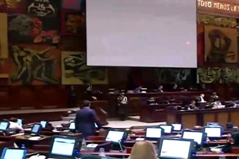 (Video) Asamblea Nacional analiza sobre despenalización del aborto por violación.