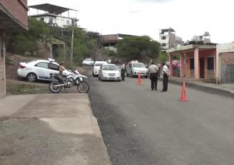 (Video) Policía Nacional intensifica operativos de tránsito en Las Canoas por alto índice de accidentes.