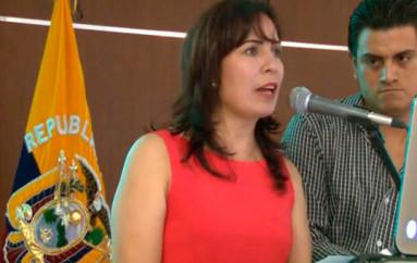 (Video) Alcaldesa de Catamayo realizó la Rendición de Cuentas