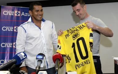 Damián Díaz: Quiero volver a ser campeón con Barcelona