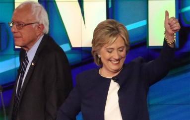 Análisis: Hillary Clinton reafirmó su influencia en el Partido Demócrata durante debate