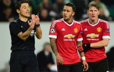 Manchester United, eliminado en fase de grupos de la Champions League
