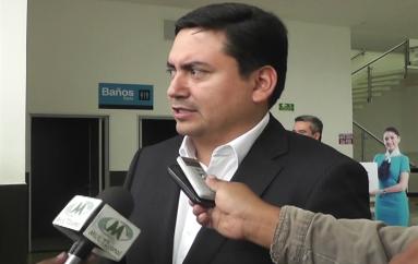 (Video) Ministro del Trabajo arribó para posesionar al nuevo Director Regional