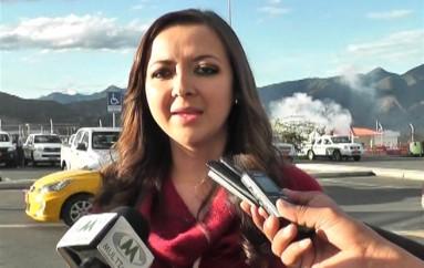 (Video) Gobernadora respalda decisión de Ministro de prohibir a Municipios uso de armas letales y no letales