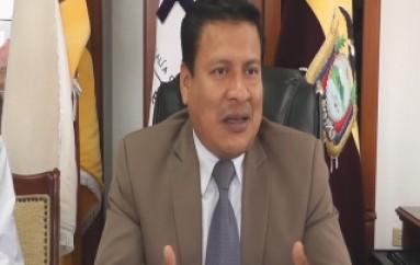 (ZAMORA) Luis Alberto Caivinagua es el Nuevo Fiscal de Zamora Chinchipe