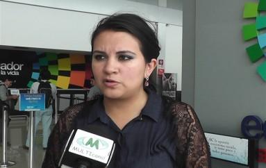 (Video) Natalia Peña: la construcción de la vía Catamayo-Macará continúa.