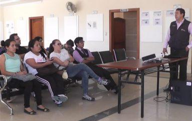 (Video) Ocho médicos rurales se capacitan para trabajar en el distrito dos de salud