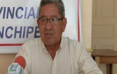 (ZAMORA) Luis Cañar: Respaldo y Apoyo a Erazo por ser detenido días atrás.