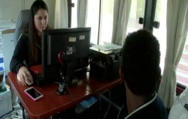 (VIDEO) Unidad Móvil de la Cancillería Ecuatoriana visita Zamora