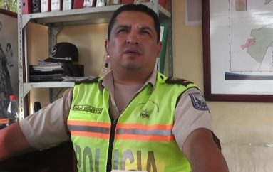 (Video) Dos accidentes de tránsito se presentaron durante el último fin de semana.