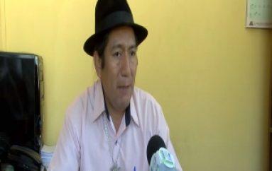 (VIDEO) Salvador Quishpe desmiente rumores de participar como candidato a Asambleíta.