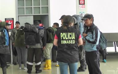 (Video) Fiscalía y familiares realizan nueva búsqueda de Telmo Orlando Pacheco, desaparecido en el 2011