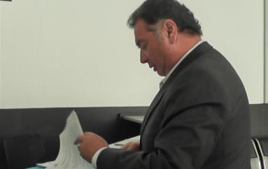 (Video) Freddy Bravo defiende lista de candidatos del Partido Social Cristiano en Loja