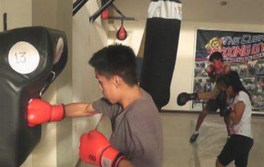 (Video) Selectivo de box de Catamayo participará en evento nacional
