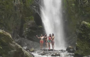 (Video) Las cascadas El Verdúm y La Era son parte de los atractivos de El Tambo