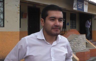 """(Video) Carlos Cañarte """"Los puntos de inseguridad son la falta de iluminación y los terrenos baldíos"""""""