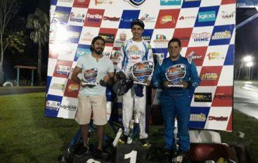(Video) El Piloto Lojano David Rojas obtuvo el primer puesto en Campeonato de Karting.