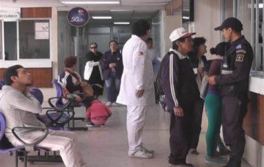 (Video) Se incrementa el número de personas con infecciones respiratorias por los cambio de temperatura.